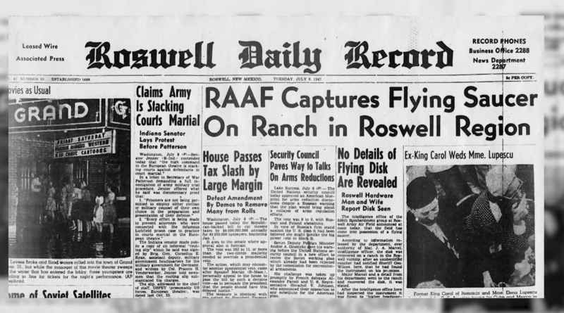 2 Roswell Daily Record