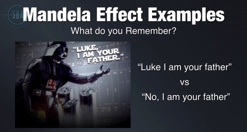 6 Luke I Am Your Father