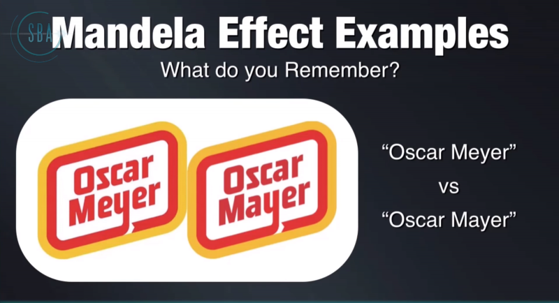 1 Oscar Meyer Vs Oscar Mayer