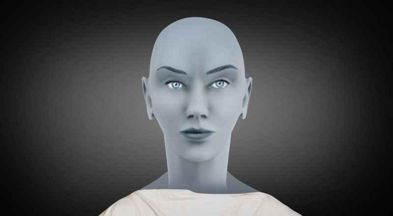 26 Bald Female ET
