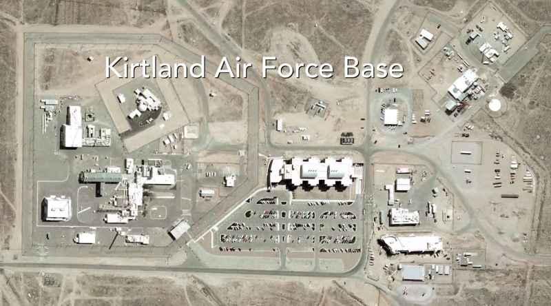 7 Kirtland AFB